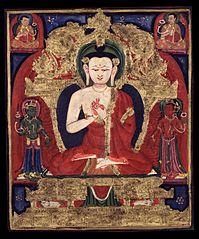 Buddha Vairocana