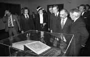 Bundesarchiv B 145 Bild-F054857-0004, Berlin, Staatsbesuch König von Jordanien