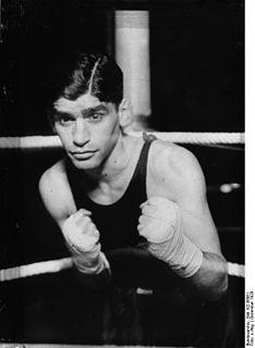 Isadore Schwartz American boxer