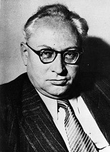 Erich Ollenhauer German politician