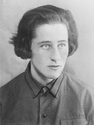History of the socialist movement in Brazil - German-Brazilian militant Olga Benário Prestes (1908–1942).
