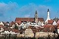 Burgweg Panorama vom Mühlacker Rothenburg ob der Tauber 20180216 014.jpg