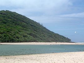 Burleigh Heads and Tallebudgera Creek.JPG
