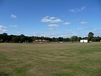 Burnham Memorial Cricket Ground
