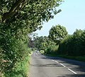 Burrough Road towards Somerby, Leicestershire - geograph.org.uk - 522162.jpg