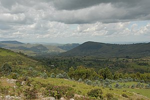 Landscapes of Burundi