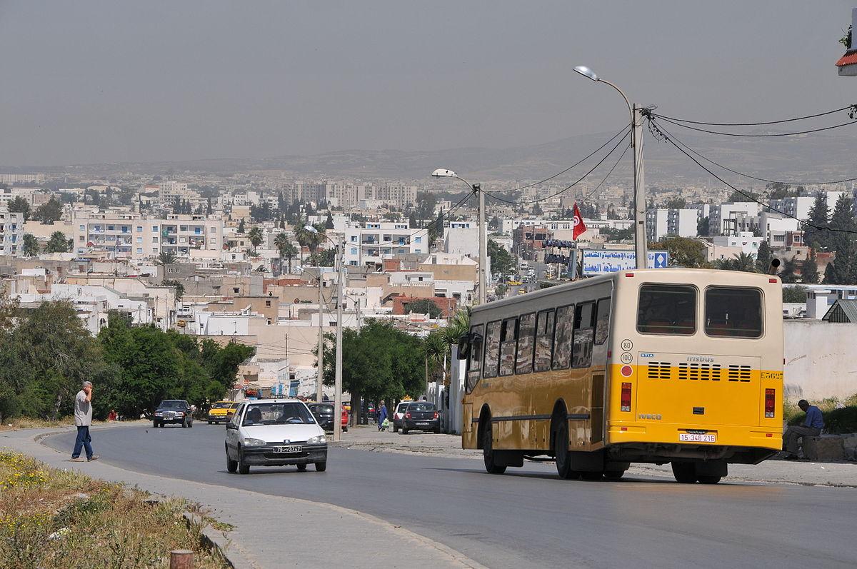 Ezzouhour d l gation de tunis wikip dia - Bureau de service national du lieu de recensement ...