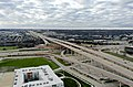 Bush Turnpike at US75 - February 2020.jpg