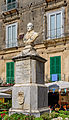 Bust of Pasquale Galluppi - Tropea - Calabria - Italy - July 25th 2013.jpg