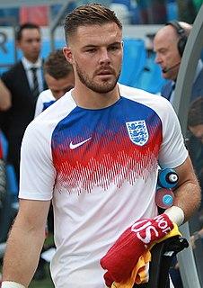 Jack Butland English association football player