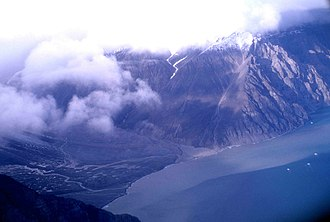 Sirmilik National Park - Image: Bylot Island 8 1997 08 05