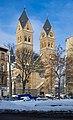 Bytom St Hyacinth church winter 2021.jpg