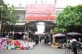 Cổng Chợ Thứa (phía đường Vũ Giới), thị trấn Thứa, huyện Lương Tài, tỉnh Bắc Ninh.jpg
