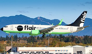 Flair Airlines Canadian airline