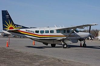 Wasaya Airways - Cessna 208B C-FKAD in Red Lake