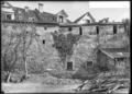 CH-NB - Chur, Stadtmauer, vue partielle - Collection Max van Berchem - EAD-7018.tif