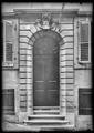 CH-NB - Genève, Maison Favaz, Porte, vue d'ensemble - Collection Max van Berchem - EAD-8683.tif