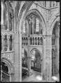 CH-NB - Lausanne, Cathédrale protestante Notre-Dame, vue partielle intérieure - Collection Max van Berchem - EAD-7308.tif