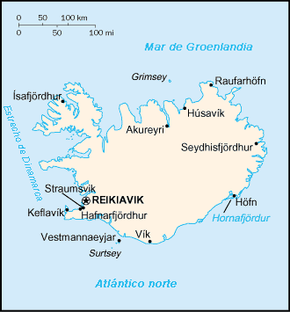CIA Factbook map of Iceland es.png