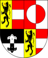 COA archbishop AT Kuenburg Georg.png