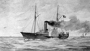 CSS Nashville (1853) - CSS Nashville
