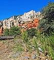 Cabin in Oak Creek Canyon, AZ 9-15 (21875322573).jpg