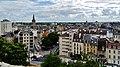Caen Château de Caen Blick auf die Rue de Geôle 4.jpg