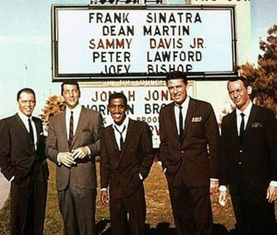 Picture of a band or musician: The Rat Pack
