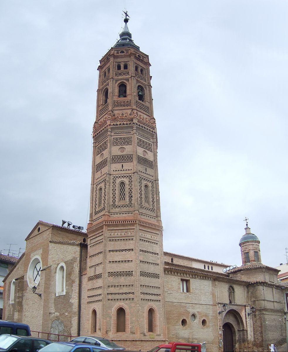 San Andrés, Calatayud