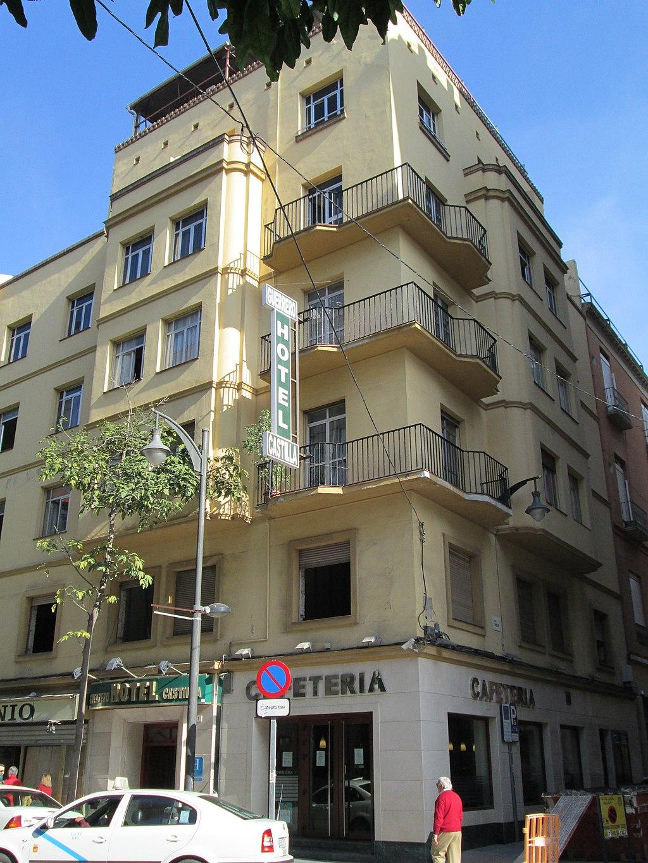 Calle Córdoba 7, Málaga