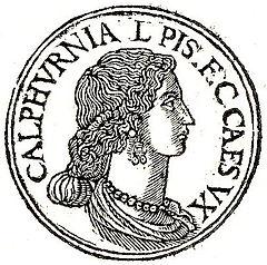 Kalpurnia żona Cezara Wikipedia Wolna Encyklopedia