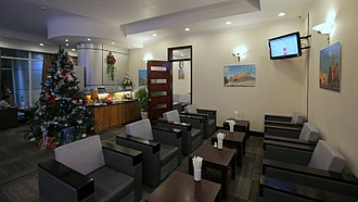 Cam Ranh International Airport - Business lounge for domestic flights