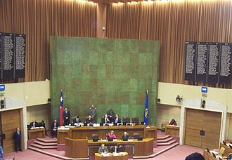 Chamber of Deputies of Chile - Image: Camara diputados chile