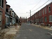 urban decay wikipedia