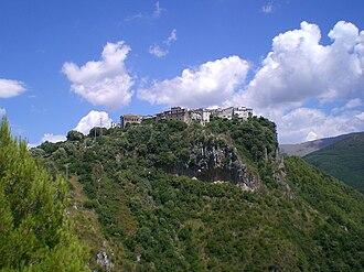 Camerota - Panoramic view of Camerota