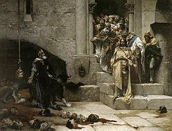José Casado del Alisal: La campana de Huesca