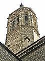 Campanar de la Catedral, des del Museu Marès.jpg