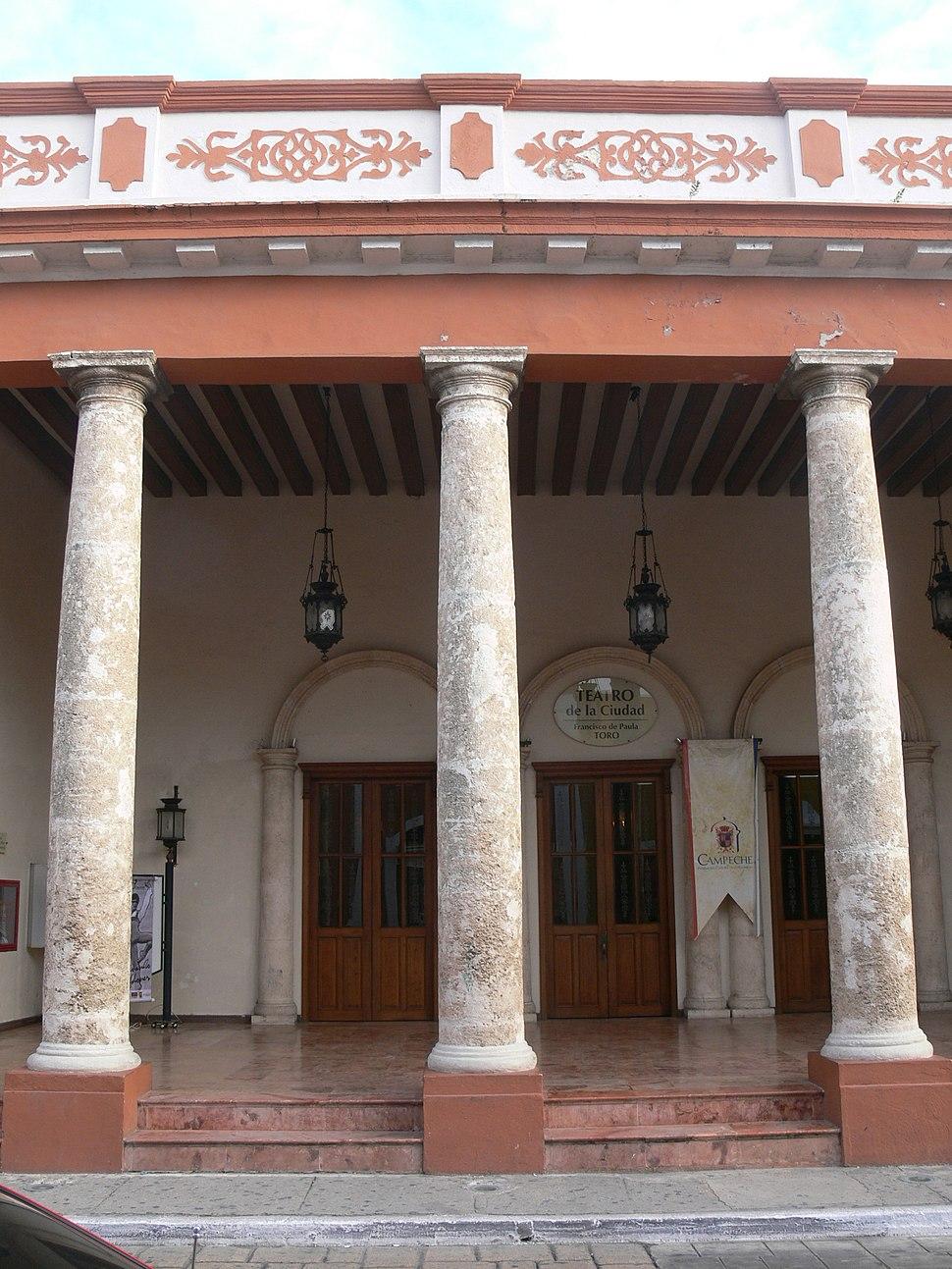 Campeche - Teatro San Pablo