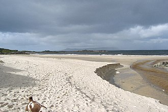 Local Hero (1983 film) - Camusdarach, Morar, near Mallaig, Highland as the beach at Ferness