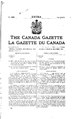 Canada Gazette, Vol LXXVI, Extra No 232.pdf
