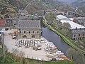 Canal warehouse at Gauxholme - geograph.org.uk - 1254005.jpg