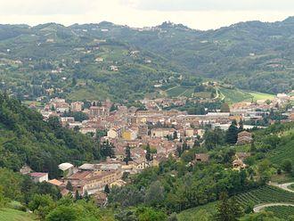 Canelli - Image: Canelli panorama