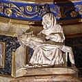 Cappella degli antenati, madonna dell'acqua 03.JPG