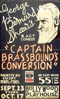 <i>Captain Brassbounds Conversion</i> play