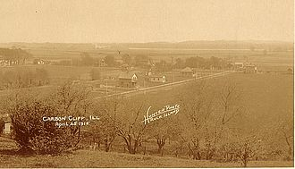 Carbon Cliff, Illinois - Carbon Cliff, 1915