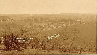 Carbon Cliff, Illinois - Carbon Cliff, 1915