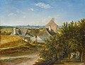 Carl Agricola - Blick auf Wien von Grinzing - 4281 - Österreichische Galerie Belvedere.jpg