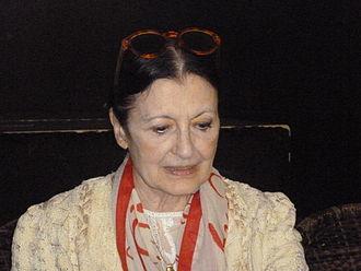 Carla Fracci - Fracci in 2014