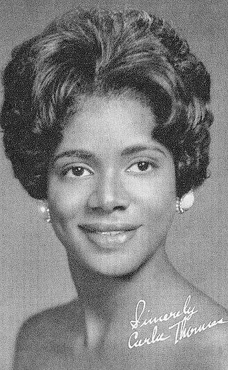 Carla Thomas - Carla Thomas c. 1960s