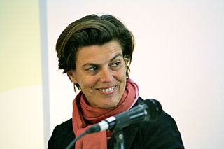Carolin Emcke German journalist; Peace Prize of the German Book Trade 2016